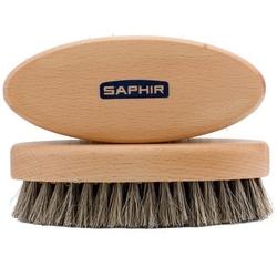 Szczotka Saphir BDC Brush Natural Oval 13,5 cm
