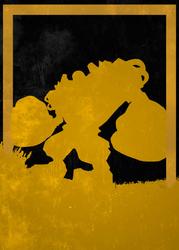 League of Legends - Blitzcrank - plakat Wymiar do wyboru: 20x30 cm