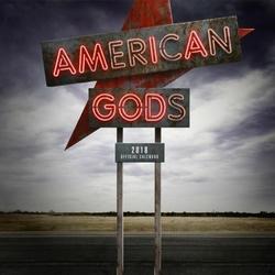 American Gods - kalendarz 2018