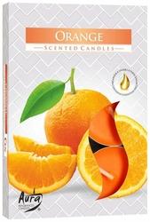 Bispol, Pomarańcza, podgrzewacze zapachowe, 6 sztuk