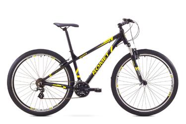Rower górski Romet Rambler 29 1 Black-Yellow 2017