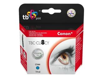 TB Print Tusz do Canon CLI8CY TBC-CLI8CY CY 100 nowy