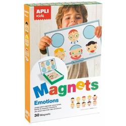 Magnetyczna układanka apli kids - emocje