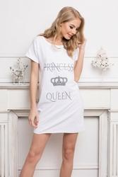 Aruelle Princess Queen White koszula nocna