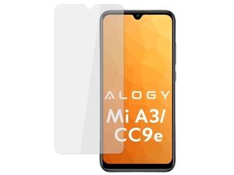 Szkło hartowane alogy na ekran do xiaomi mi a3 mi cc9e + szkło na obiektyw