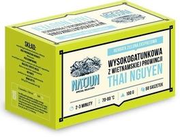 Natjun herbata zielona thai nguyen 2g x 50 saszetek