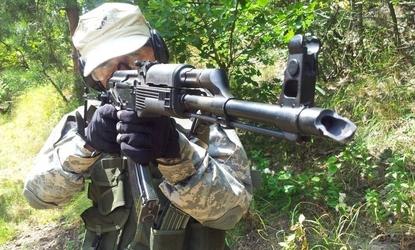 Strzelanie ekstremalne dla dwojga - lublin