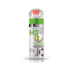 Lubrykant smakowy - system jo h2o lubricant apple 150 ml jabłko