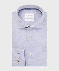 Biznesowa koszula w mikrowzór - michaelis 40