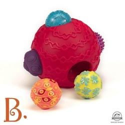 Ballyhoo kula sensoryczna z piłeczkami