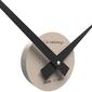 Zegar ścienny botticelli mały calleadesign czarny 10-311-05