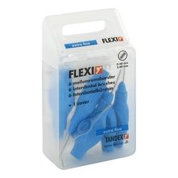 Tandex flexi interdental buersten blau 0,6mm