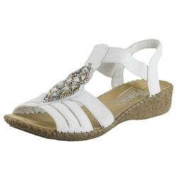 Sandały damskie rieker 61661-80