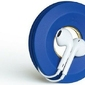 Uchwyt na kable magnetyczny cableyoyo v2 niebieski