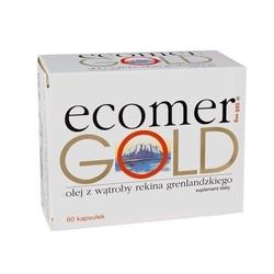 Ecomer gold 500 x 60 kapsułek