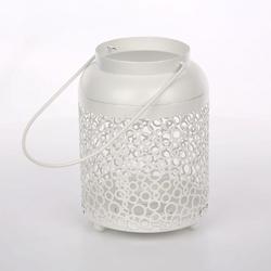 Latarenka  latarnia lampion ozdobny okrągły altom design metalowy