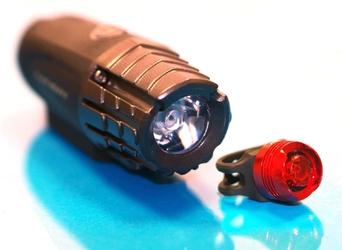 Oświetlenie rowerowe top-light se-u1 cree + tylna se-b1