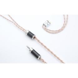 Effect audio ares ii wtyk iem: 3.5mm, konektory: mmcx