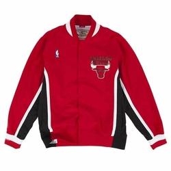 Kurtka Mitchell  Ness 1992-93 Authentic Warm Up Jacket NBA Chicago Bulls - 6056-300-92CBU - Chicago Bulls
