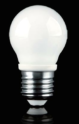 Żarówka LED - COB - E27 - 230V - 4W - biała ciepła LE