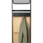 Dutchbone :: lustro langres rozmiar m czarne