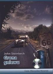 Grona gniewu. książka audio cd mp3 - john steinbeck