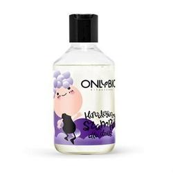 ONLYBIO Hipoalergiczny szampon dla dzieci skóra atopowa, alergiczna, skłonna do podrażnień 250ml