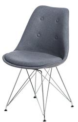 Krzesło norden dsr pikowane