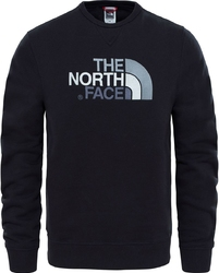 Bluza męska the north face drew peak crew t92zwrjk3
