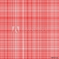 Fotoboard na płycie czerwona tkanina w szkocką kratę