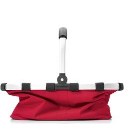 Koszyk na zakupy reisenthel carrybag frame czarno-czerwony rbk7039