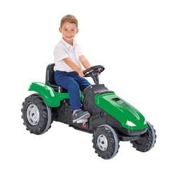 Traktor na pedały woopie mega zielony