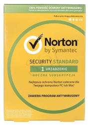 Symantec norton security standard 1 user 12 mcy