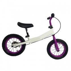 Rowerek biegowy dzieci rower 12 air biały