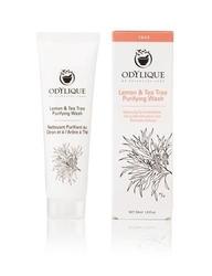 Odylique oczyszczający żel do mycia twarzy cytryna i drzewo herbaciane 30ml