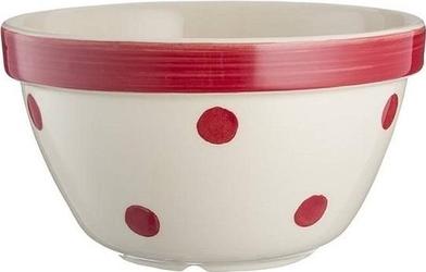 Misa kuchenna spots  stripes czerwone kropki 2,5 l