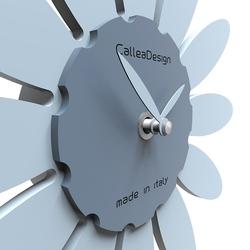 Zegar ścienny daisy calleadesign różowo-piaskowy 10-008-21