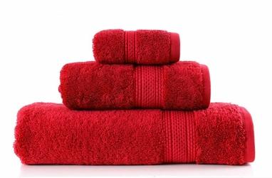 Ręcznik EGYPTIAN Greno czerwony - czerwony