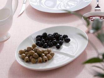 Półmisek owalny 2-dzielny porcelana altom design regular 29,5 cm