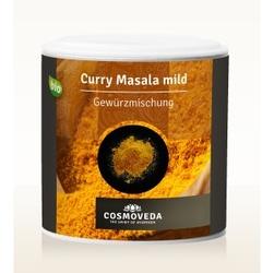 Ajuwerdyjska łagodna przyprawa curry masala organiczna 80g cosmoveda