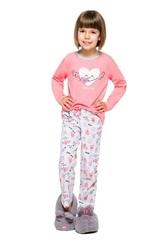 Piżama dziewczęca taro maja 2253 dlr 122-140 20