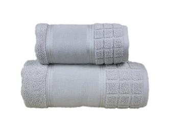 Ręcznik special greno stalowy 70 x 140