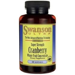 Swanson żurawina cranberry 420 mg x 60 kapsułek