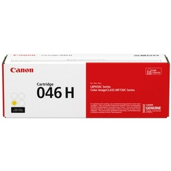 Toner Oryginalny Canon 046H 1251C002 Żółty - DARMOWA DOSTAWA w 24h