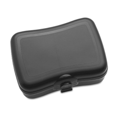 Pudełko na lunch Basic czarne