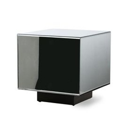 Hk living :: stolik lustrzany block, rozm m