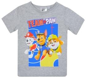 Koszulka psi patrol team paw 4 lata