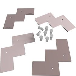 Wieszak ścienny clo clo calleadesign aluminium 13-001-2