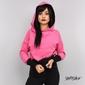 Bluza miss hyde crop pink