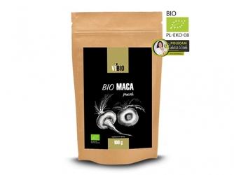 Bio maca proszek 100g - suplement diety